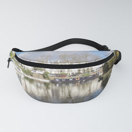 London Maida Vale in spring Fanny Pack
