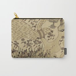 The Wizard world of Hogwarts Carry-All Pouch