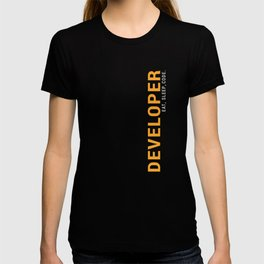 Developer Eat Sleep Code T-shirt