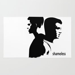 Shameless Ian Gallagher and Mickey Milkovich Rug