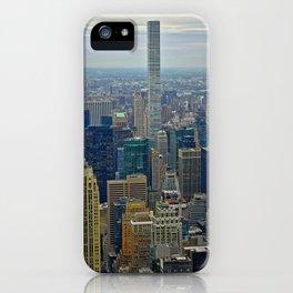 Lofty Park Ave iPhone Case
