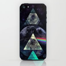 LYYT SYYD ºF TH' MYYN iPhone & iPod Skin
