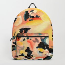 The sun that warms Backpack