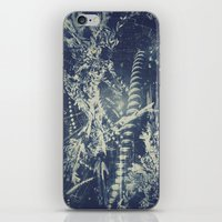 blueprint iPhone & iPod Skins featuring Blueprint by Jesse Rather
