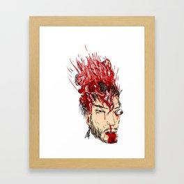 DEADFASE Framed Art Print