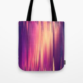 Dissolved Reality Tote Bag