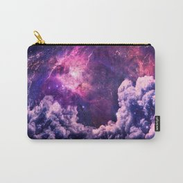 Explosion dust space Galaxy Carry-All Pouch