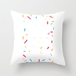 Don't Live The Same Year 75 Times And Call It A Life Happy New Year 2020 Resolution T-shirt Design Throw Pillow