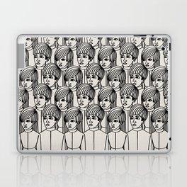 Brave New World - The Bokanovsky Process Laptop & iPad Skin