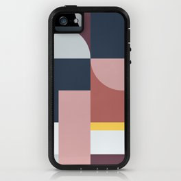 Abstract Geometric 05 iPhone Case