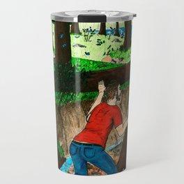 In Plain Sight Travel Mug