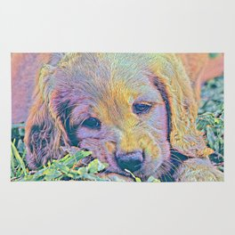 Pastel_Dog_002_by_JAMColors Rug