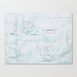 Pensive Canvas Print