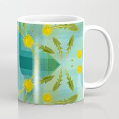 Dandelions in the sky Coffee Mug