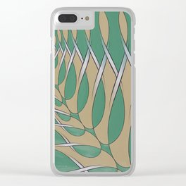Traverse, No. 1 Clear iPhone Case