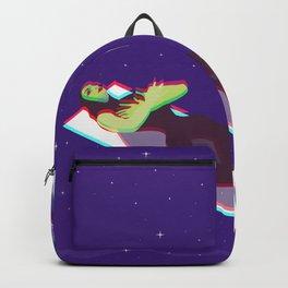 """End of Summer"" Vampira Poolside Backpack"
