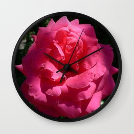 ROSES ENDURE Wall Clock