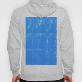 Blue Ice Cubes Winter Holiday Hoody