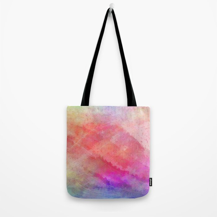 Multicolored abstract 2016 / 008 Tote Bag