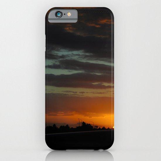 Orlando International Sunset iPhone & iPod Case