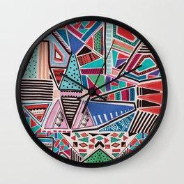 JAMBOREE M O T I F Wall Clock