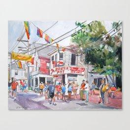 Lobster Pot, Provincetown Canvas Print