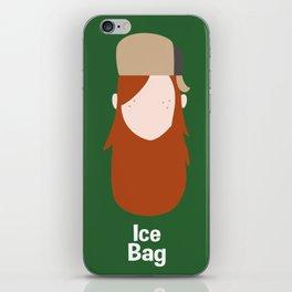 Ice Bag iPhone Skin