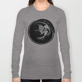 Anteater Block Print Long Sleeve T-shirt