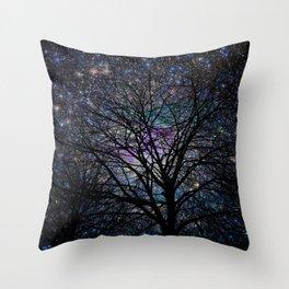 gorgeous darkness Throw Pillow