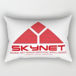 Skynet Rectangular Pillow