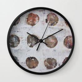Pharmaceuticals Wall Clock