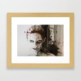 54378 Framed Art Print