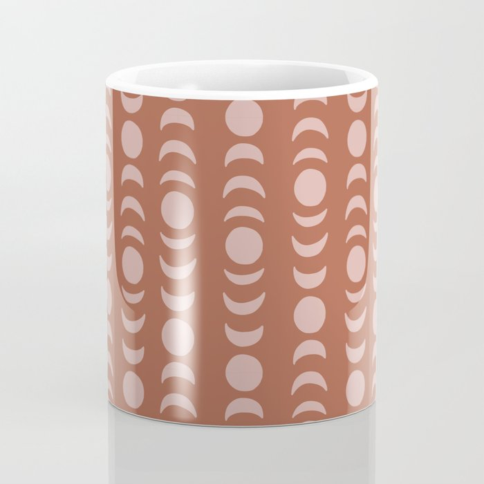 Autumnal Boho Moon Coffee Mug