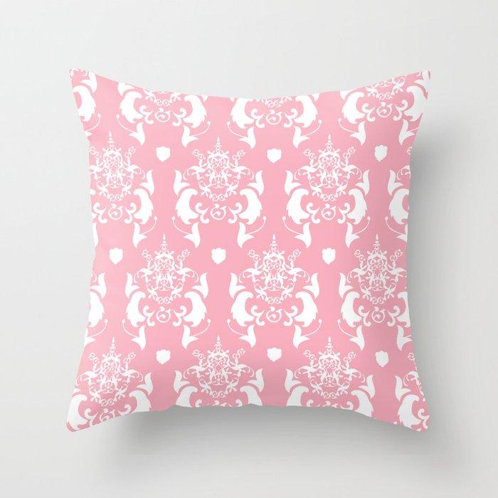 Juliet Pattern  Throw Pillow