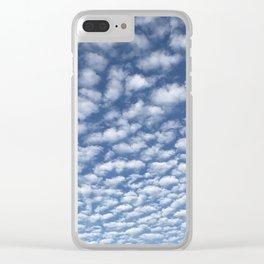 Melbourne Sky 10/11/2016 7:10:36pm 116/161 Clear iPhone Case