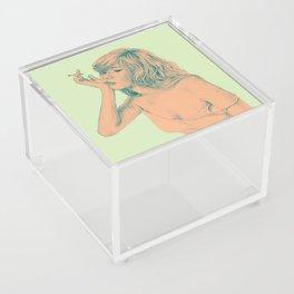 February Acrylic Box