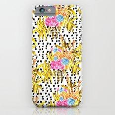Patterned Bouquet II iPhone 6 Slim Case