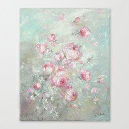 Whispering Petals Canvas Print