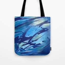 Tahoe Blues Tote Bag