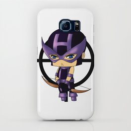 Chibi Hawkeye iPhone Case