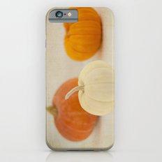 Three Little Pumpkins iPhone 6s Slim Case