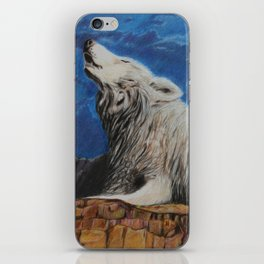 The Howling iPhone Skin