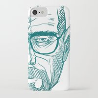 cook iPhone & iPod Cases featuring The Cook by Thecansone