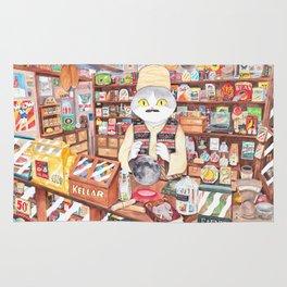 cat store Rug