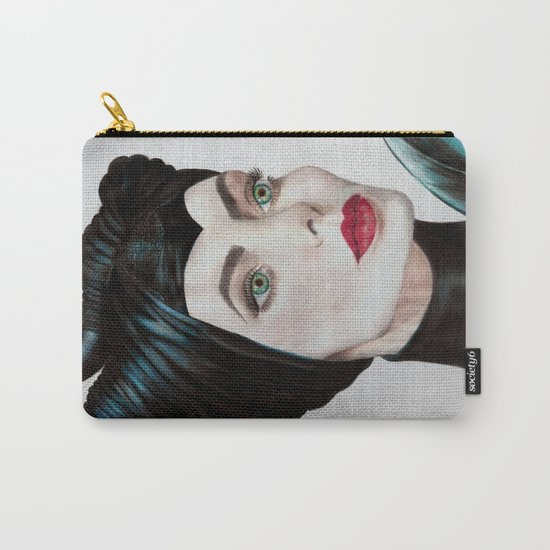 Lady M. Carry-All Pouch