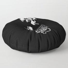 Bob Dylan Floor Pillow