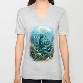 Undersea Witness Unisex V-Neck