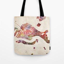 Venice map Tote Bag