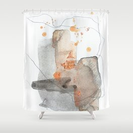 Piece of Cheer 3 Shower Curtain