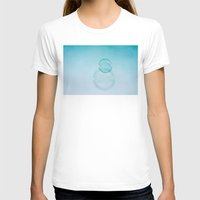 bubble T-shirts featuring Bubble by Lawson Images